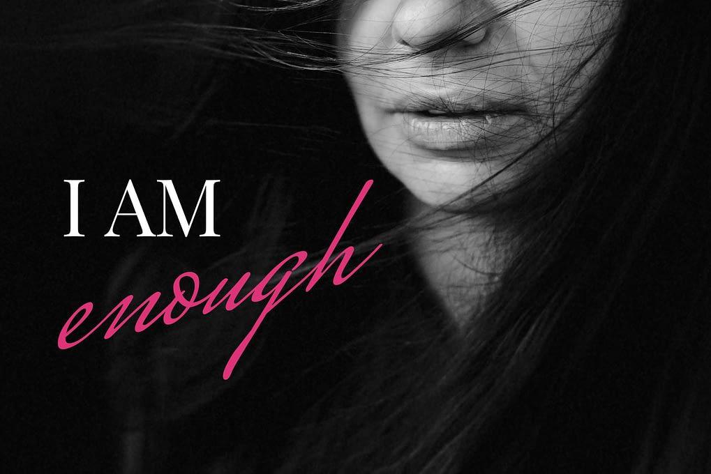 I Am Enough - campania curajului de a fi tu | alina botica fotograf portret si boudoir bucuresti