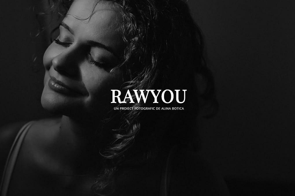 alina botica fotograf portret campanie #rawyou