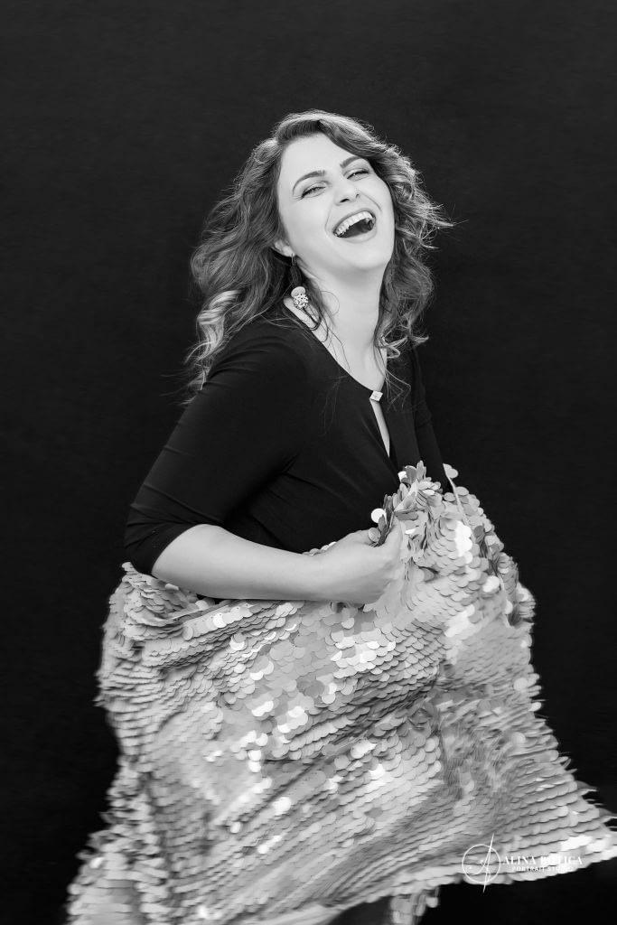 ana gagiu sesiune foto de portret glamour in bucuresti